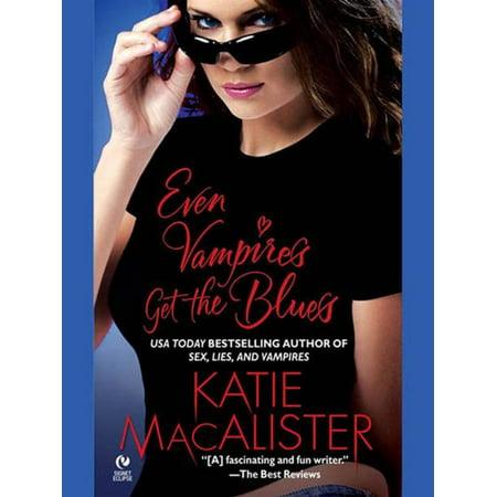 Even Vampires Get the Blues - eBook - Get The Vampire Look For Halloween