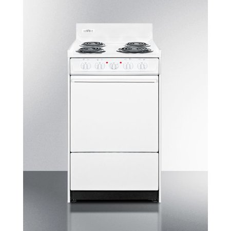 Summit Appliance Summit 20'' Free-standing Electric Range 20 Inch Range