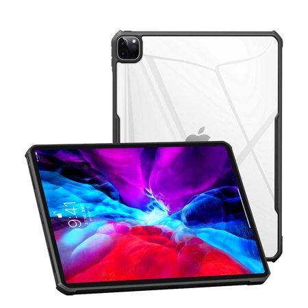 Cribun Ultra Slim Thin Anti-Scratch TPU Rubber Soft Skin Silicone Premium Protective Case Cover for ipad pro 11inch 2020(black) - image 1 of 8