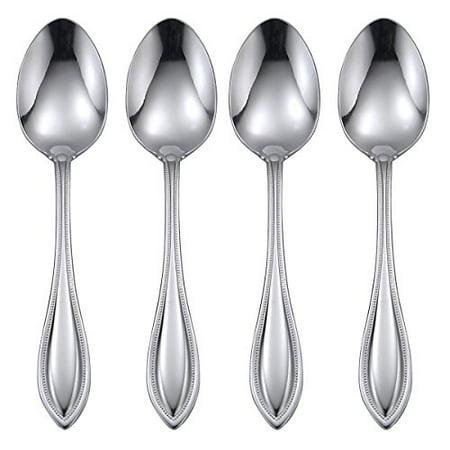 Oneida American Harmony Teaspoon, Set of 4 B587004E - Gorham Sterling Silver Teaspoon