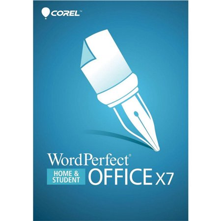Corel Wordperfect Office X7 Home & Student Edition - Complete Product - 1 User - Office Suite - Standard Mini Box Retail - Pc - English