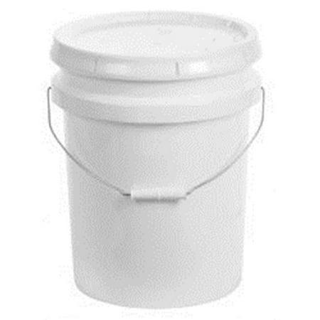 YF 1710716 5 gal Plastic Sap Bucket with Lid