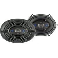 "Blaupunkt 5"" x 7"" 360W 4-Way Coaxial Speakers (GTX570)"