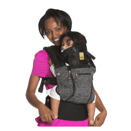 3d12699cff7 LILLEbaby COMPLETE All Seasons Baby and Child Carrier 5th Ave ...