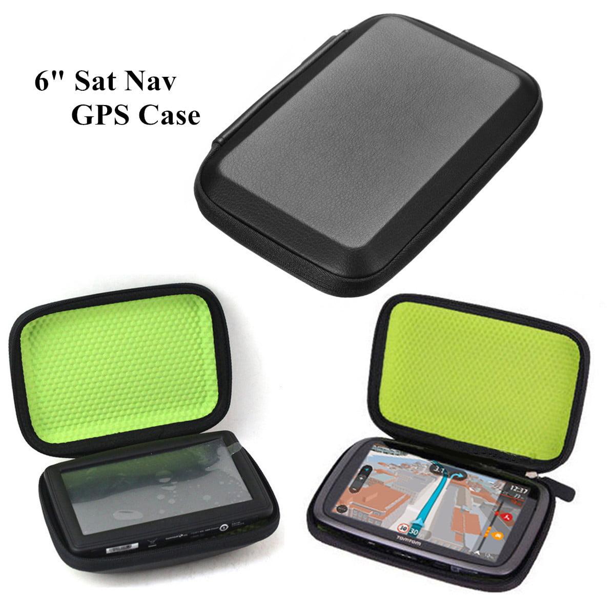 GPS Case 5'' In-Car Navigation GPS Case Wallet For Garmin TomTom Sat