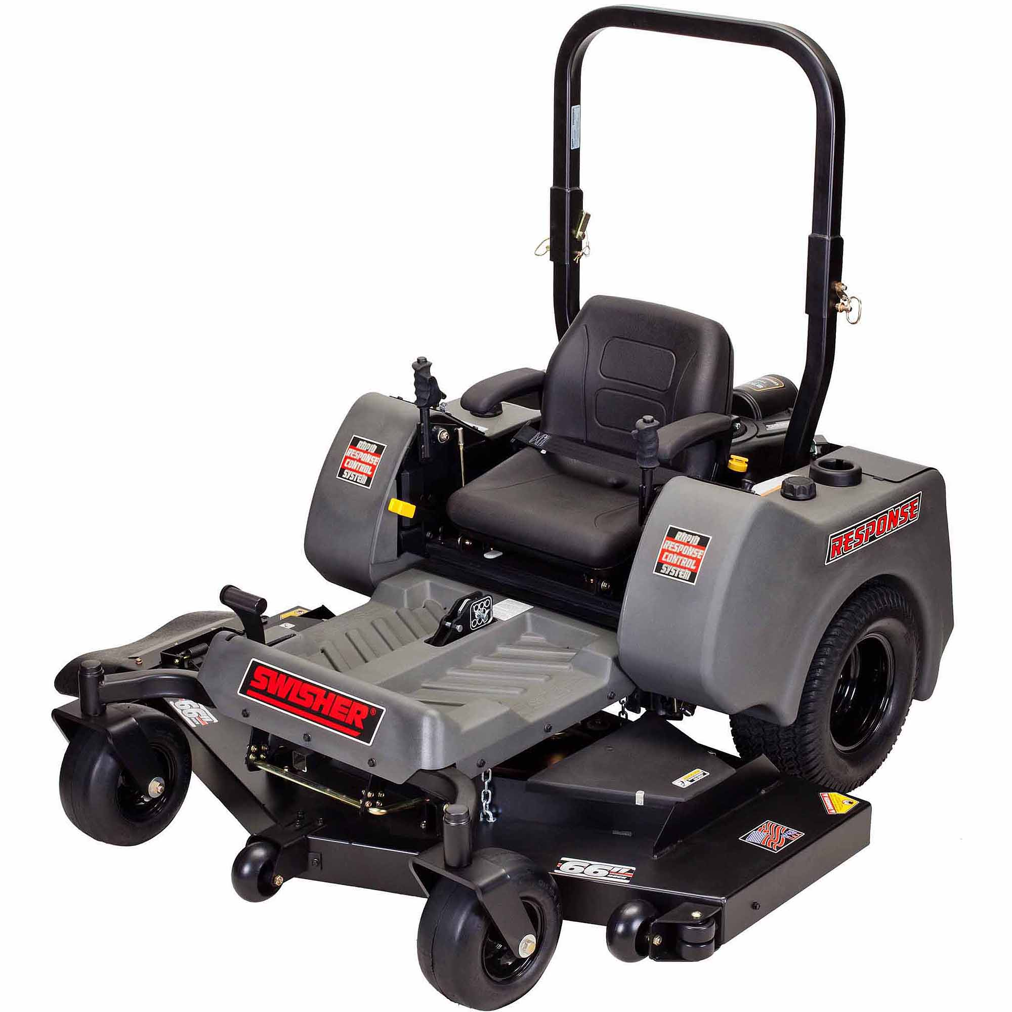 "27 HP 66"" Briggs & Stratton Electric Start Zero Turn Riding Mower"