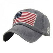 American flag golf Cap cotton Hats Trucker Brand Snapback Caps MaLe Vintage Embroidery Casquette Bone Black Dad Hat Caps