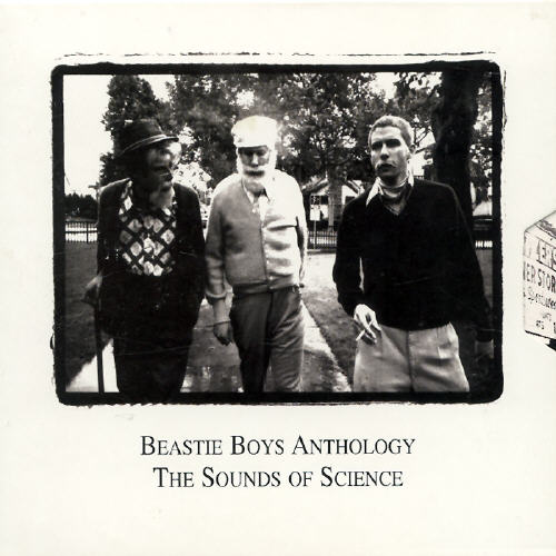 Beastie Boys Anthology: The Sounds Of Science (2Cd)