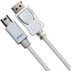 MDISPLAYPORT-DISPLAYPORT CABLE ULTRAAV 3FT WHITE 1.2