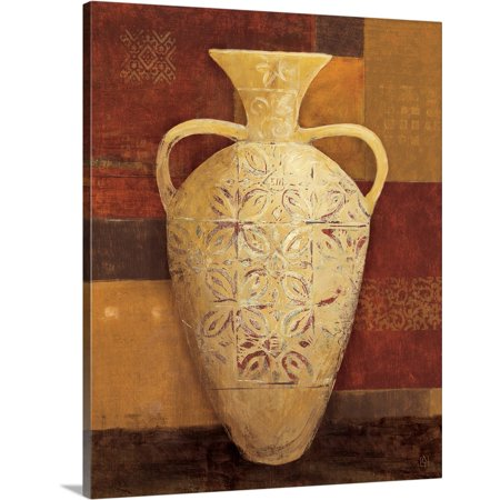 Great BIG Canvas | Avery Tillmon Premium Thick-Wrap Canvas entitled Autumn Urn I