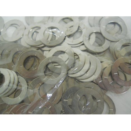 "(100) Metal Washers / 5/8"" Outside Diameter / 3/8"" Inside Opening"