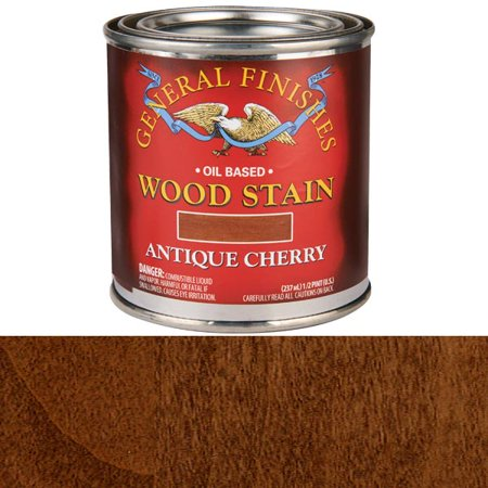 Antique Cherry, 1/2 Pint GF Wood Stain