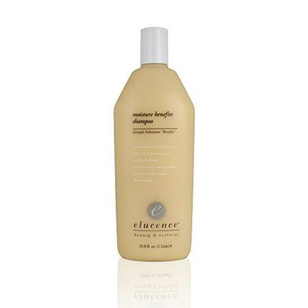Elucence Moisture Benefits Shampoo hydrolyzed proteins and polysaccharides