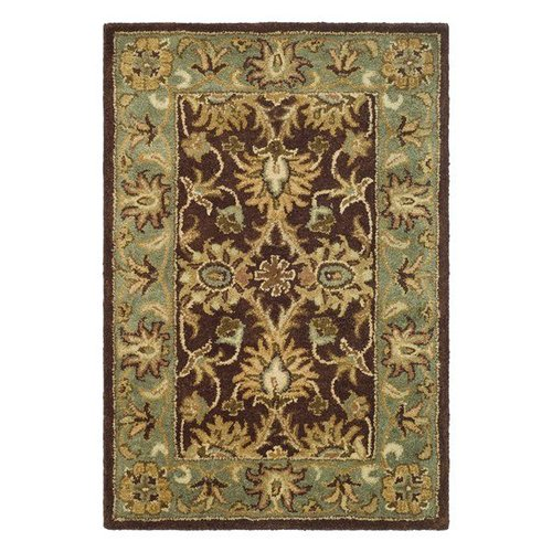 Safavieh AT249D Antiquities Area Rug, Brown