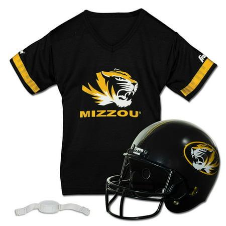 Franklin Sports NCAA Missouri Tigers Helmet Jersey - Missouri Tigers Jersey
