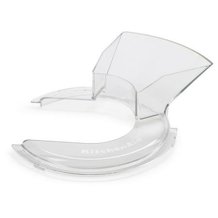 KitchenAid® 3.5 Quart 1-Piece Pouring Shield (KSM35PS) 1 Piece Pouring Shield