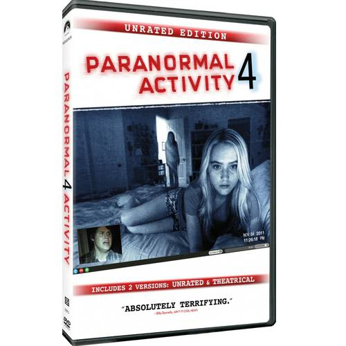 Paranormal Activity 4 (Rated/Unrated) (Widescreen)