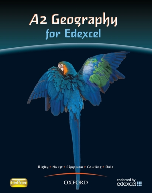 A2 Geography For Edexcel Student Book: Students' Book (Paperback) by