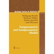 Nonparametric and Semiparametric Models