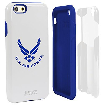 US AIR FORCE Hybrid Case for iPhone 6