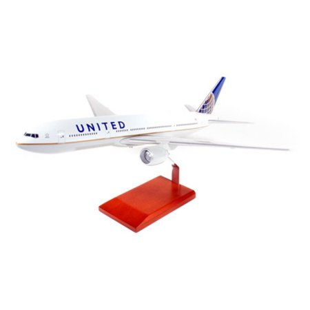 Daron Worldwide Boeing B777-200 Continental/United 1/100 Scale Model Plane    Daron Worldwide Daron Worldwide Trading, Inc. is the largest source of aviation toys, models, and collectibles. The company is a merging of Daron Worldwide Trading and Toys and Models Corporation. They merged in 2015 and are based in Fairfield, New Jersey. Daron Worldwide serves the aviation industry and independent toy and hobby retailers. Licensed products include all major North American Airlines, NYPD, FDNY, UPS, Carnival Cruiselines, Royal Caribbean, and more.