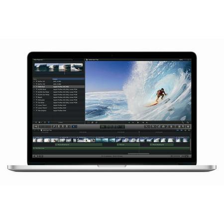 Refurbished Apple A Grade Macbook Pro 15.4-inch Laptop (Retina) 2.7Ghz Quad Core i7 (Mid 2012) MD831LL/A 512 GB SSD 16 GB Memory 2880x1800 Display macOS Sierra Power (Apple Macbook Pro Mid 2012 Memory Upgrade)