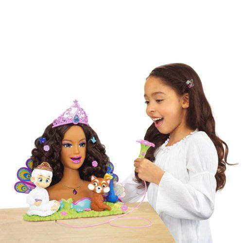 Mattel Barbie as the Island Princess Karaoke Sing Along S...