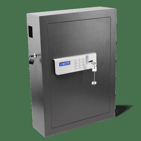 Viking Security Safe Key Cabinet Key Safe with Lockable Drop Slot 100 Key Capacity