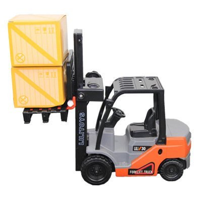 Big Daddy Light Duty Work Truck Series Toyota Authentic Forklift With Laod  Included , Imagination Taken To The Next Level