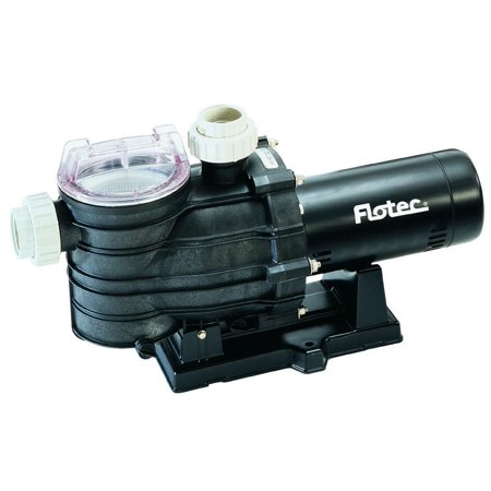 Flotec At251001 In Ground Pool Pump  60 Gpm At 50 Ft Head  1 Hp  115 230 V