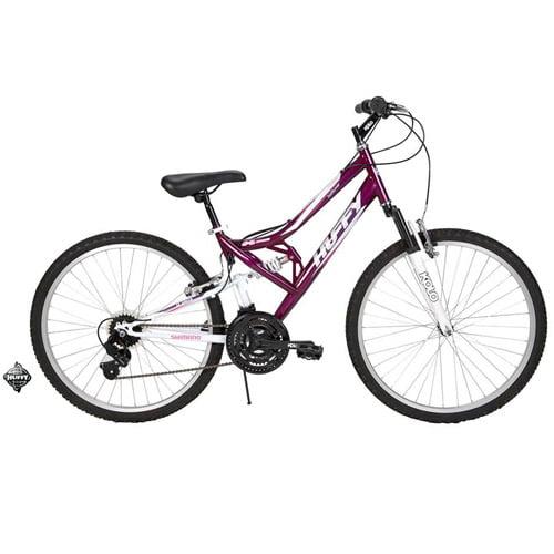 "26"" Huffy Trail Runner Women's Mountain Bike, Purple"