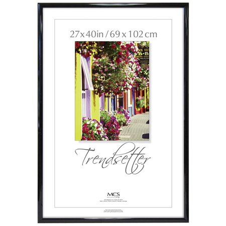 MCS 27489 Trendsetter Poster Frame, 27 by 40-Inch, Black by MCS ...