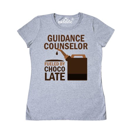 3ee6a91c0 Inktastic - Funny Guidance Counselor Gift Women's T-Shirt - Walmart.com