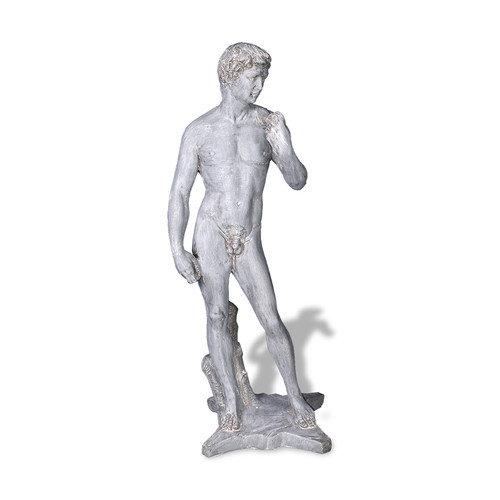 Amedeo Design ResinStone David Statue