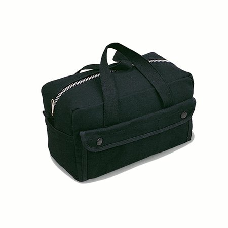 Stansport Mechanics Tool Bag - Cotton - Black