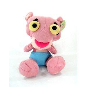 Pink Panther Plush (Baby Pink Panther Stuffed Animal - Pink Panther Plush (12)