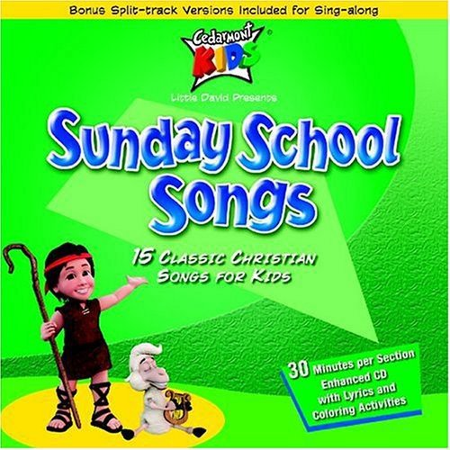 sunday school songs Add music to your sunday school with fun and easy-to-sing songs that will  encourage children to sing praises to god, learn about his word, and memorize .