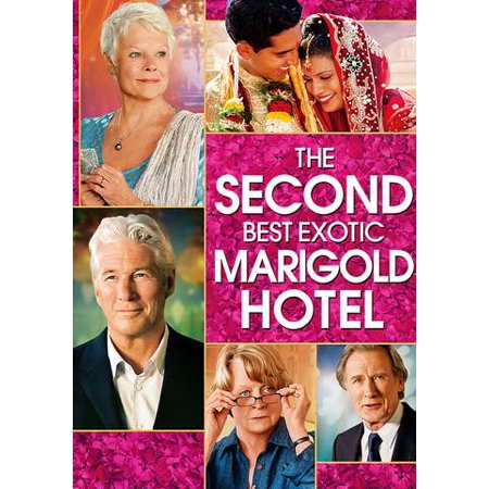 The Second Best Exotic Marigold Hotel (Vudu Digital Video on