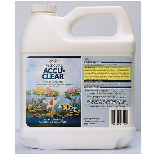 Pondcare 142D 64 Oz Accu-Clear Pond Clarifier by Mars Fishcare North America