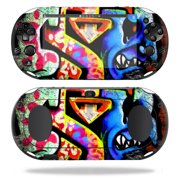 MightySkins Protective Vinyl Skin Decal for Sony PS Vita (Wi-Fi 2nd Gen) wrap cover sticker skins Loud Graffiti