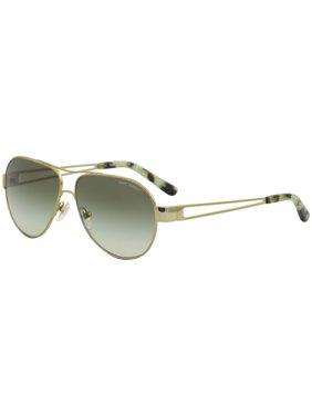 c7790f02c626 Product Image Tory Burch Women's TY6060 TY/6060 3041/8E Gold Fashion Pilot  Sunglasses 55mm