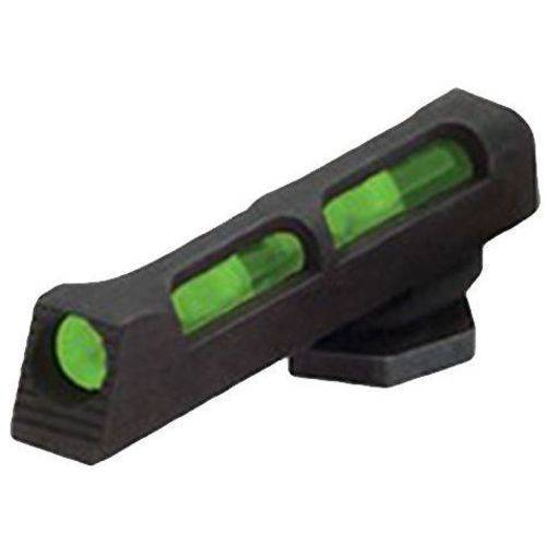 Hiviz GL2014 Lightwave For All Glock (except 40) FO Front Sight, Red/Green/White