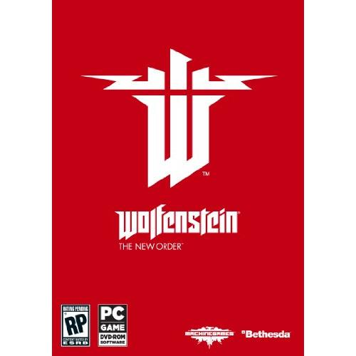 Bethesda Wolfenstein: The New Order - First Person Shooter - Dvd-rom - Pc (11882_2)