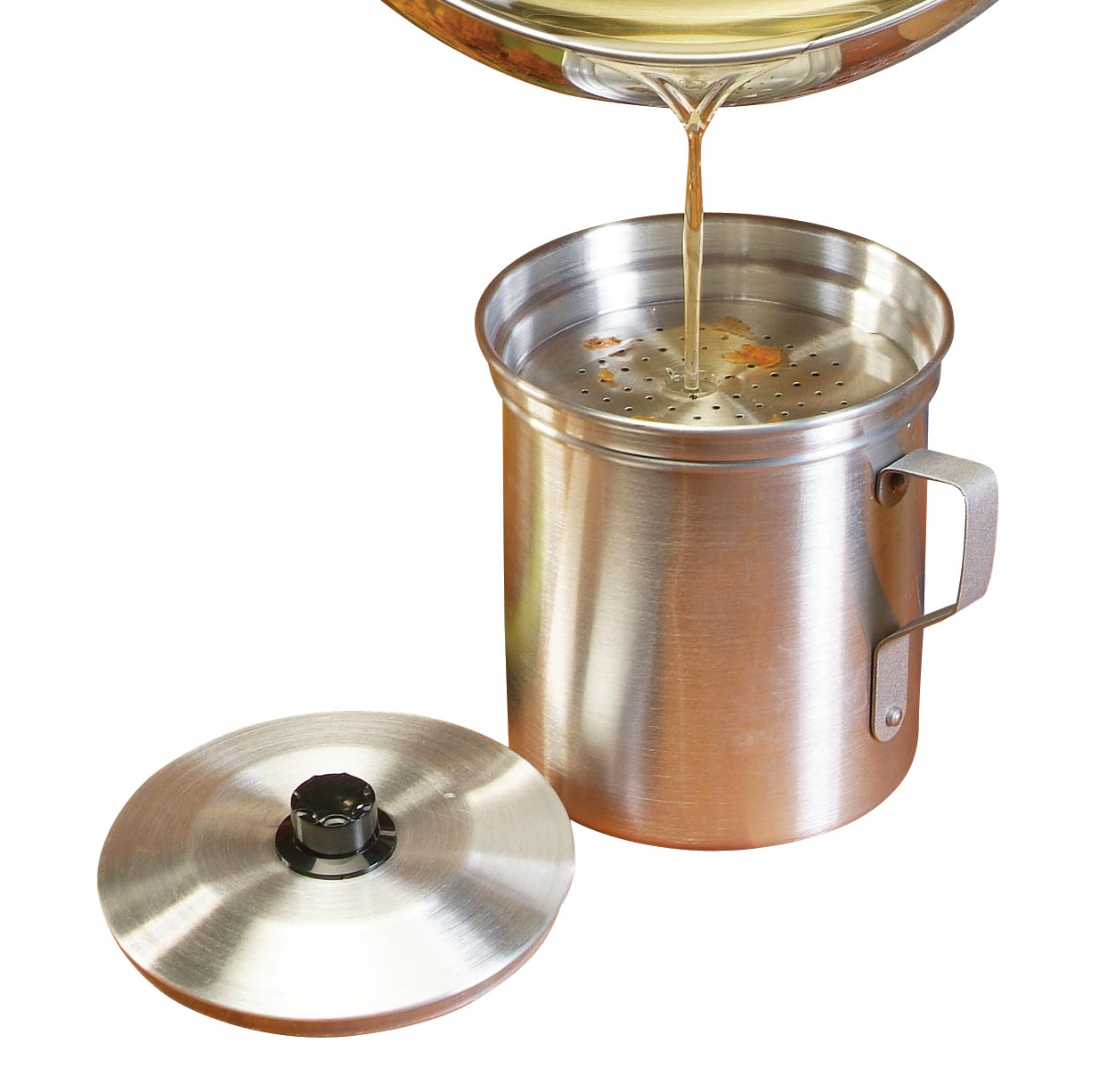 Oil Strainer by Walter Drake
