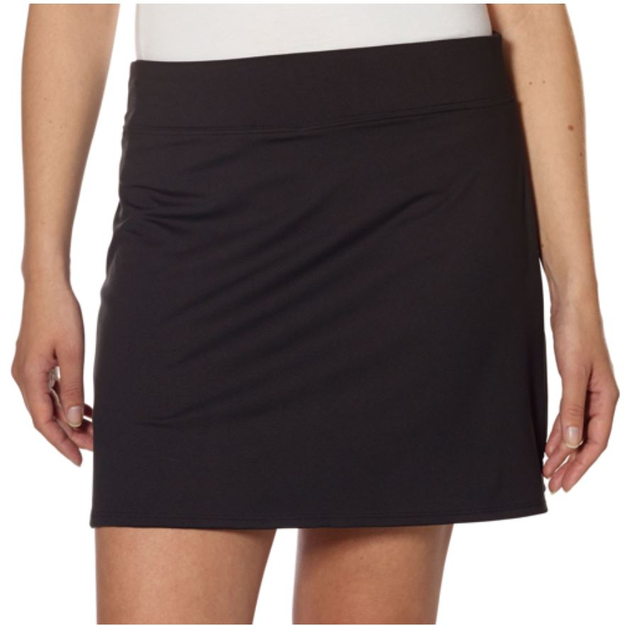 Colorado Clothing Tranquility Active Stretch Skort (Black, Small)