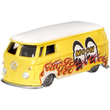Hot Wheels Car Culture VW Type 1 Panel Bus (Hot Wheels Vw)