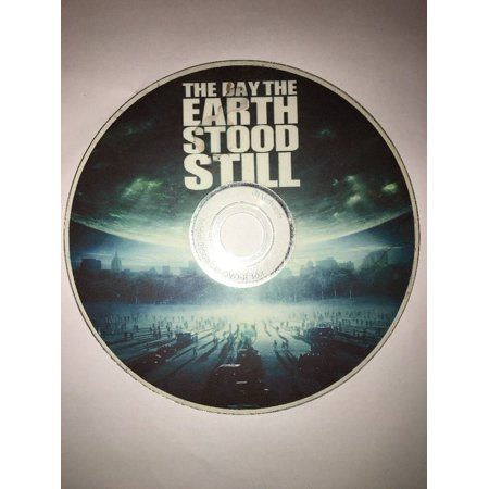 the day the earth stood still DVD - TESTED - Includes DVD And Case