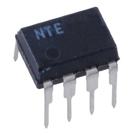 INTEGRATED CIRCUIT FM/IF AMPLIFIER 8-LEAD DIP