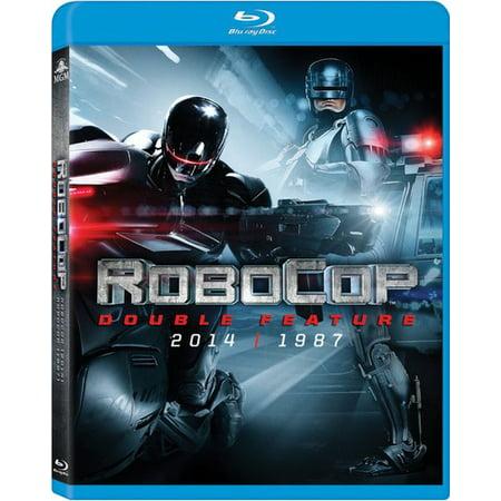 Robocop (1987) / Robocop (2014) Double Feature (Thanksgiving Offers 2014)