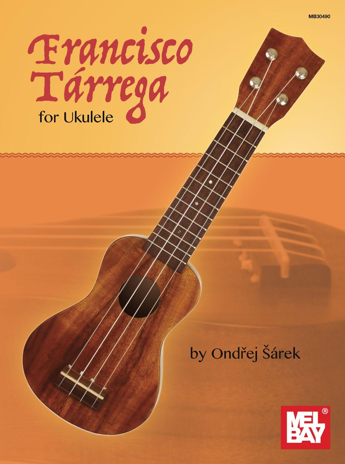 The Francisco Tárrega Collection Book//Online Audio Guitar Co Francisco Tárrega